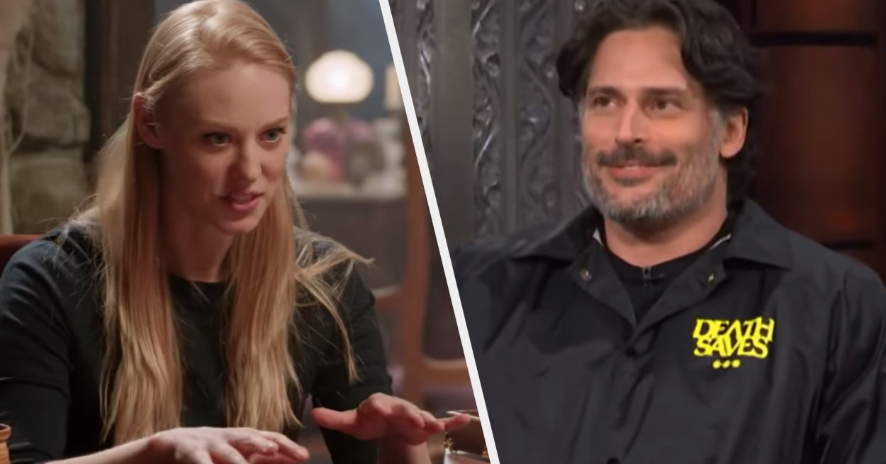 19 Celebrities You May Be Surprised To Learn Are Fans Of Dungeons & Dragons