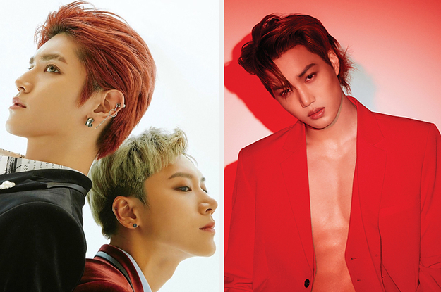 New Group Superm Promises To Be The Avengers Of K Pop