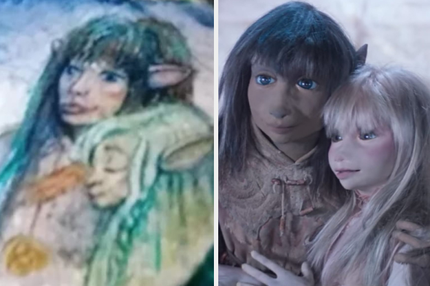 "Here Are All The Interesting Details In ""The Dark Crystal: Age Of Resistance"""