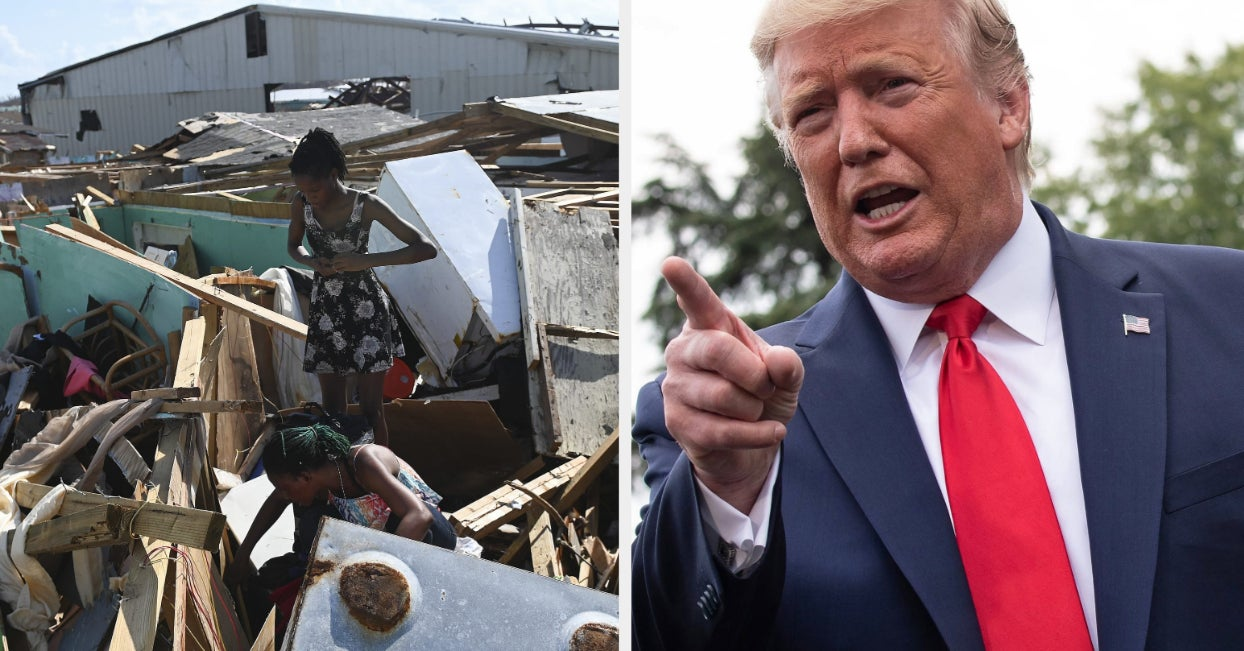 """""""He's An Idiot"""": A Bahamas Resident Reacts To Trump Saying """"Bad People"""" Are Trying To Get To The US"""