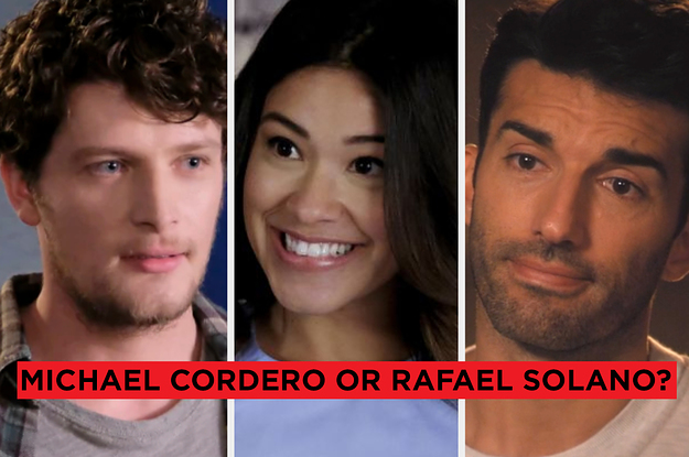 Your TV Love Triangle Decisions Will Determine When You'll Get Married