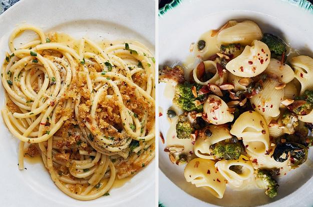 Pasta Recipes For The Fall Season