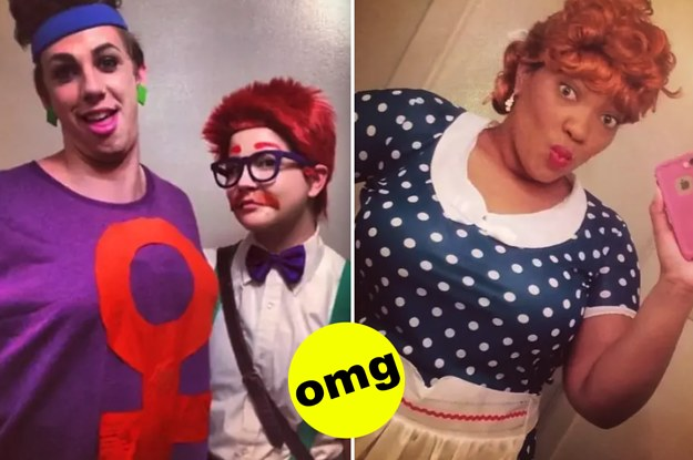 27 Easy TV Halloween Costume Ideas You'll Probably Want To Steal