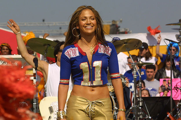 Jennifer Lopez Could Be Performing At The 2020 Super Bowl Halftime Show