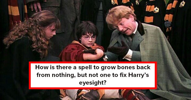 """18 Things That J.K. Rowling Still Hasn't Explained About """"Harry Potter"""""""