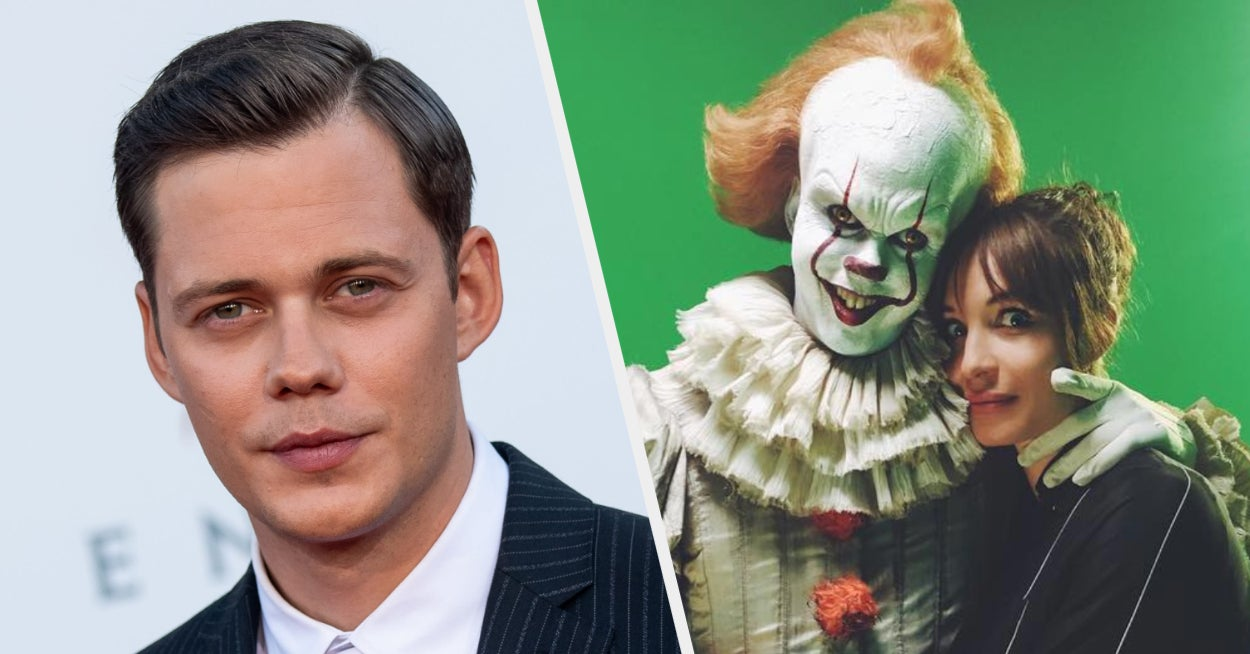 Bill Skarsgård's 11-Month-Old Daughter's Room Is Full Of Pennywise Toys