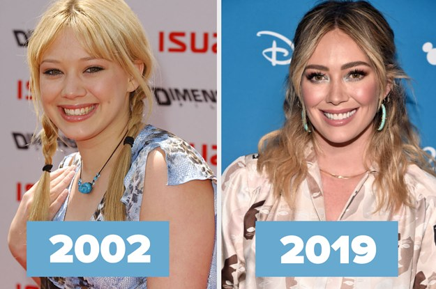 "Here's What The Cast Of ""Lizzie McGuire"" Looks Like 17 Years Later"