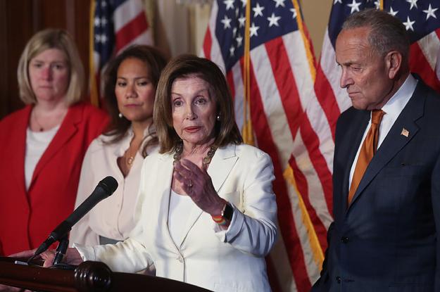 House Democrats Push Major Gun Control Bills Forward Following The Mass Shootings In El Paso And Dayton