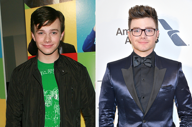 Glee Premiered In 2009 And Heres What The Original Cast Looks Like Now