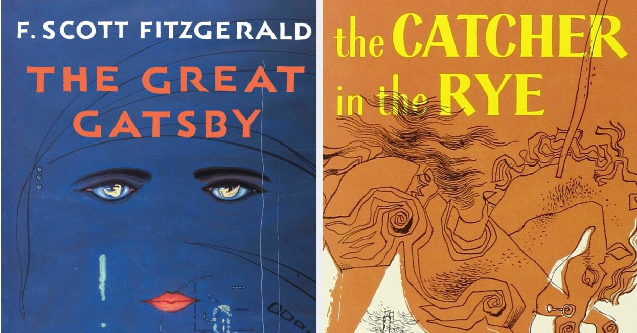 50 Books Taught In School That Are Actually Great, I Promise