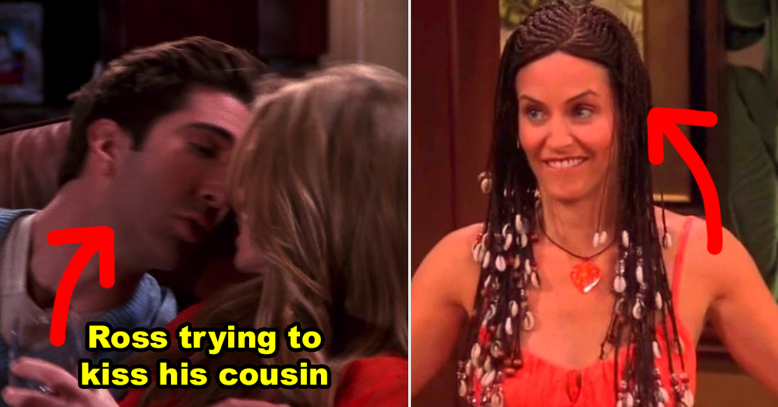"26 Really Inappropriate ""Friends"" Moments That Don't Hold Up In 2019"