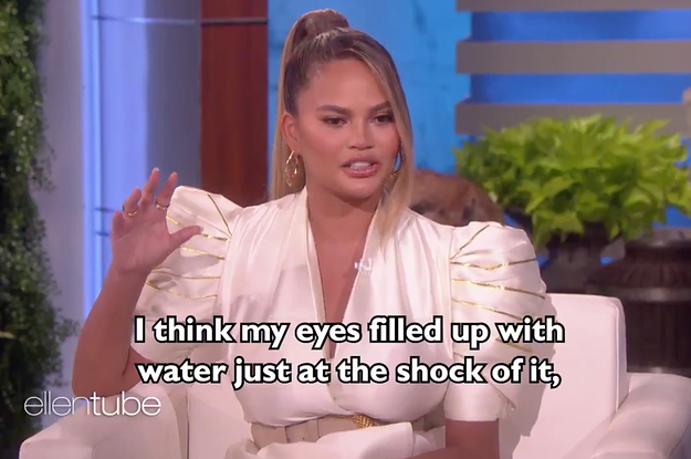 Chrissy Teigen Explained What She And John Legend Did During Their Fight With Donald Trump