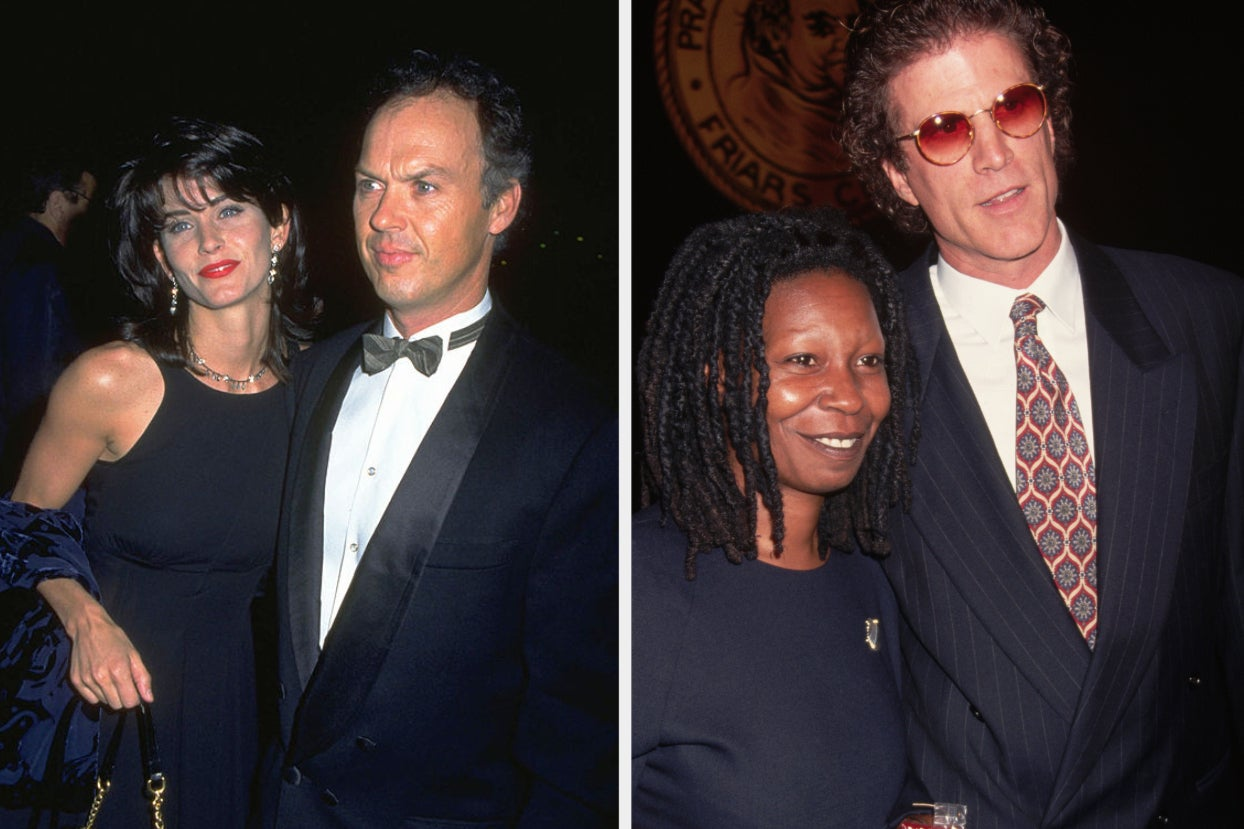 "27 Former Celeb Couples That'll Make You Say, ""Wait, They Dated?"""