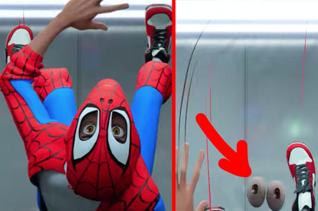 "19 Small ""Spider-Man: Into The Spider-Verse"" Details That Deserve A Large Round Of Applause"