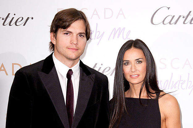 """Demi Moore Said Her Relationship With Ashton Kutcher Was """"A Do-Over"""" Of Her Twenties"""