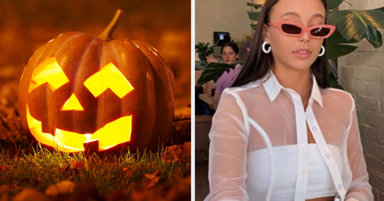 Create A VSCO Girl Halloween Costume And We'll Tell You What Your First Name Is