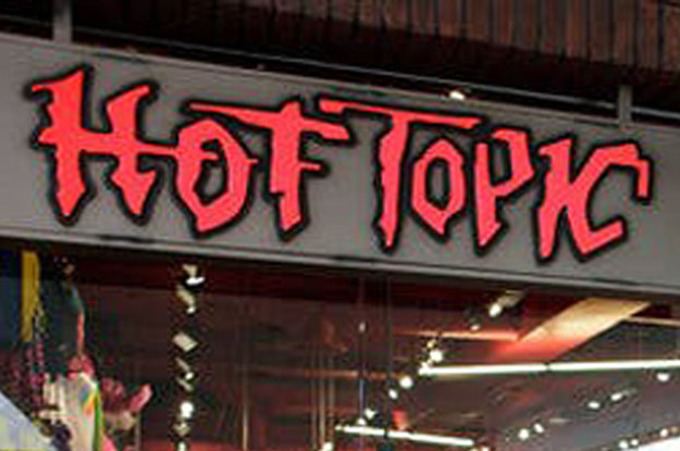 The Clothes You Pick At Hot Topic Will Reveal How Weird You Are