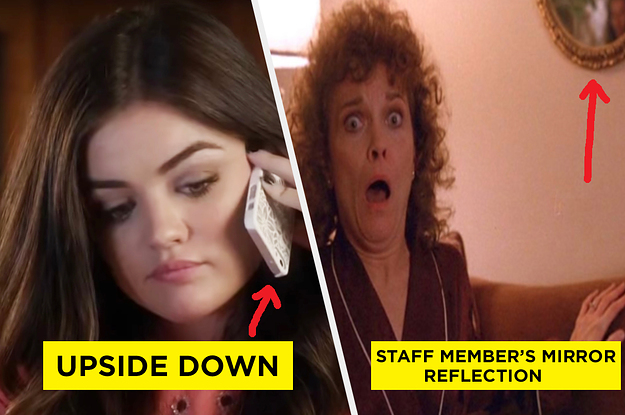 17 TV Show Mistakes And Continuity Errors You Probably Never Noticed Before