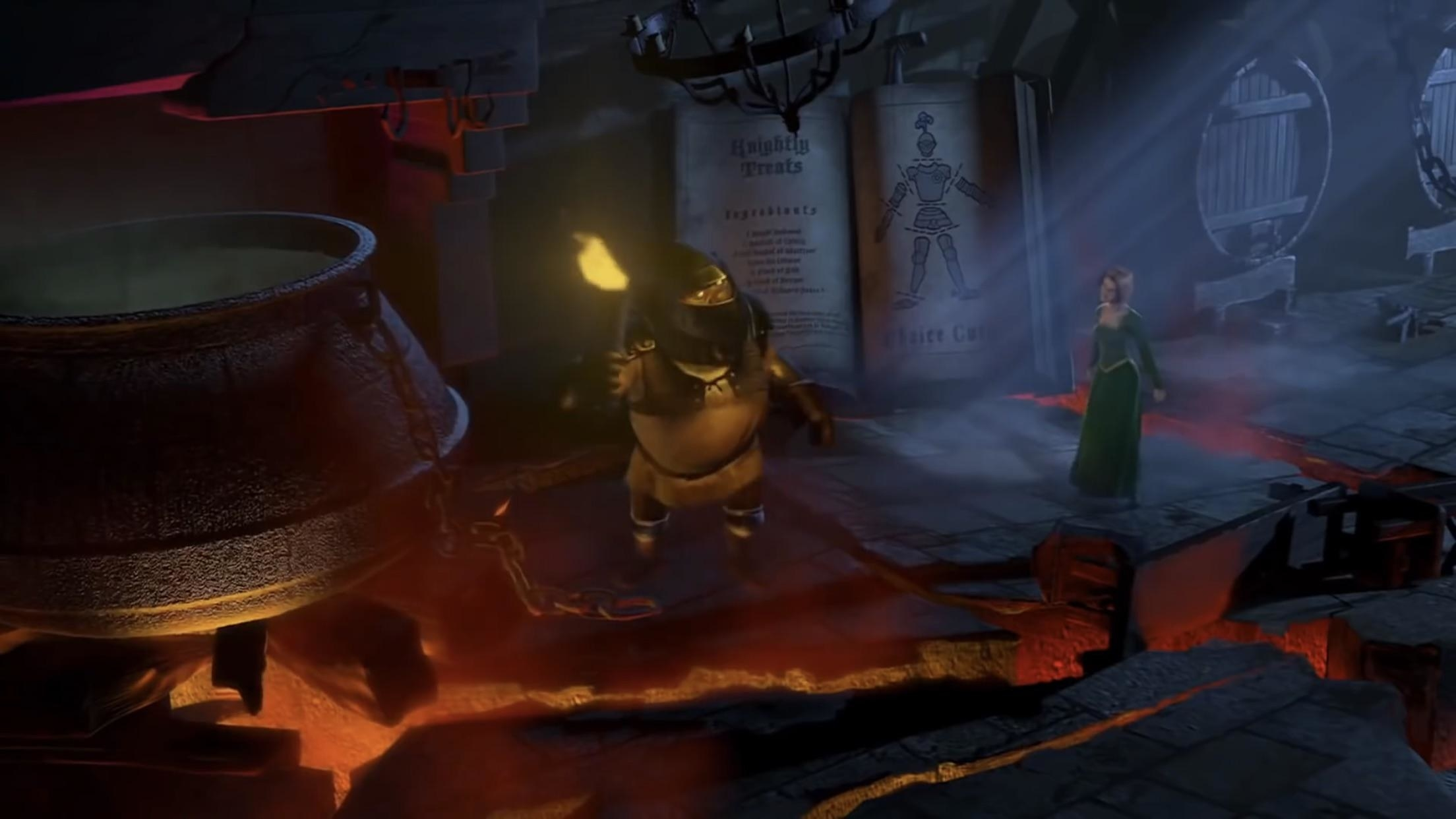 17 Little Details In Shrek That You Might Ve Missed All Of These Years