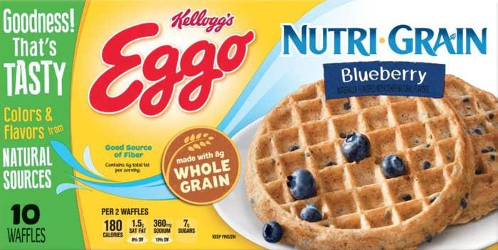 This Eggo Waffles Ranking Will Settle