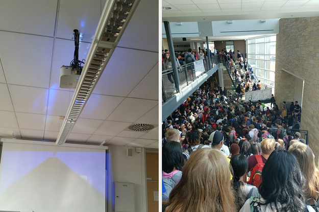 16 Schools That Really Tested Their Students's Sanity