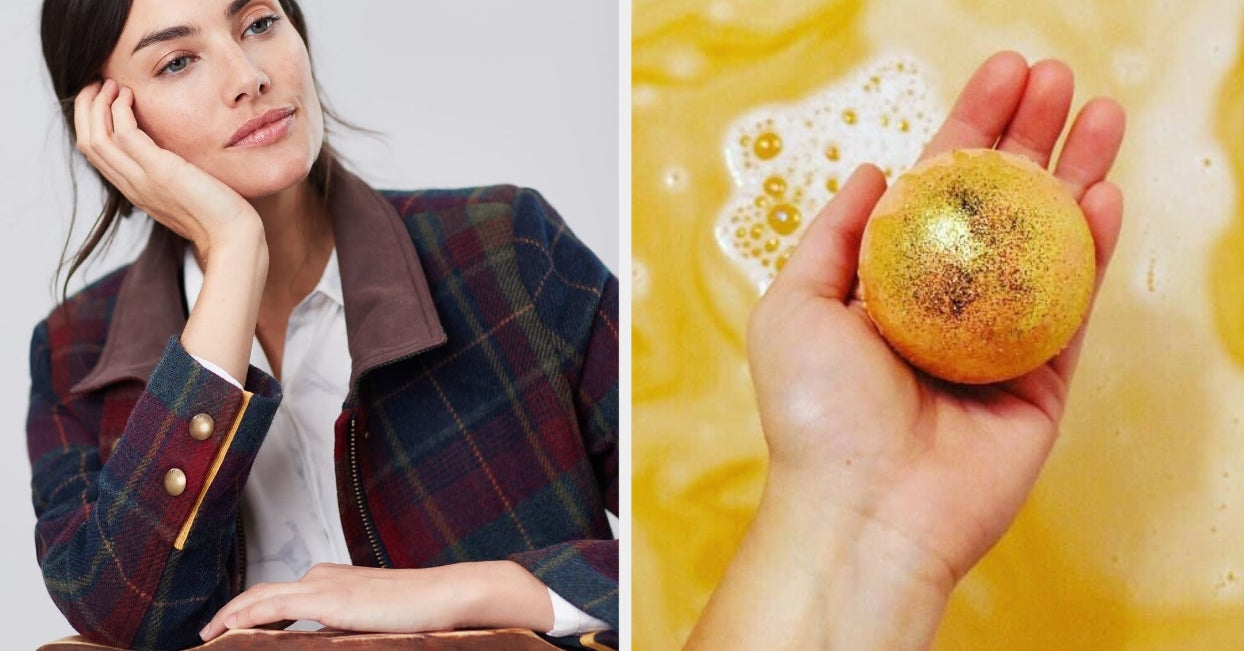 28 Things To Treat Yourself To If You Love Autumn