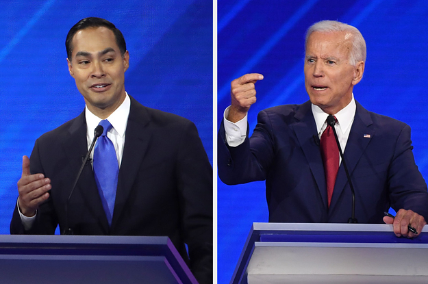 Incoming: Biden Was Ready To Fight Warren But Got Trolled By Castro