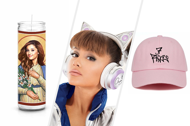 17 Products Every True Ariana Grande Fan Needs
