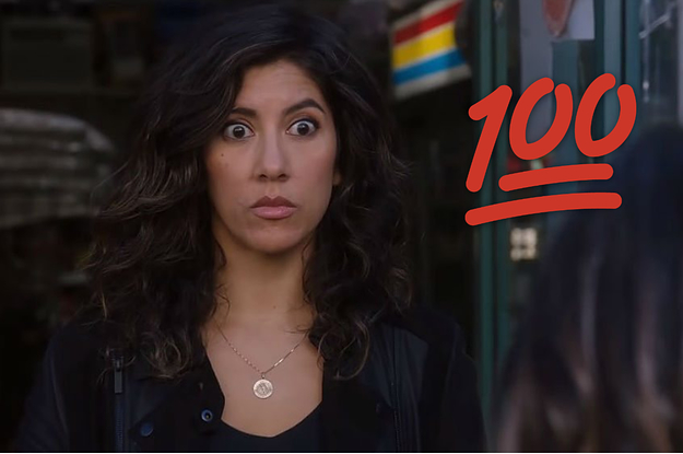 How Much Like Rosa Diaz Are You?