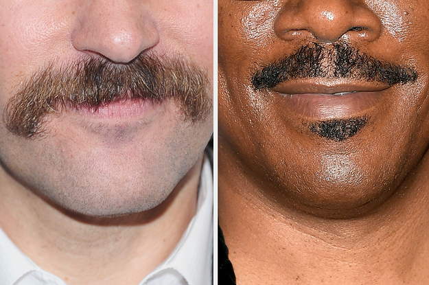 Only 10% Of People Can Identify 8/8 Of These Celebrity Mustaches
