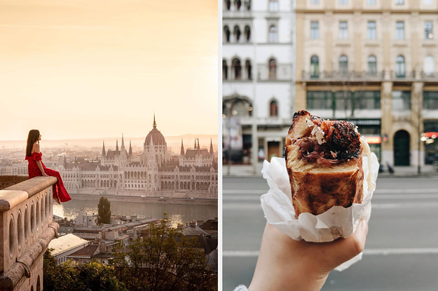 Here's How To Have A Weekend In Budapest For Under $50