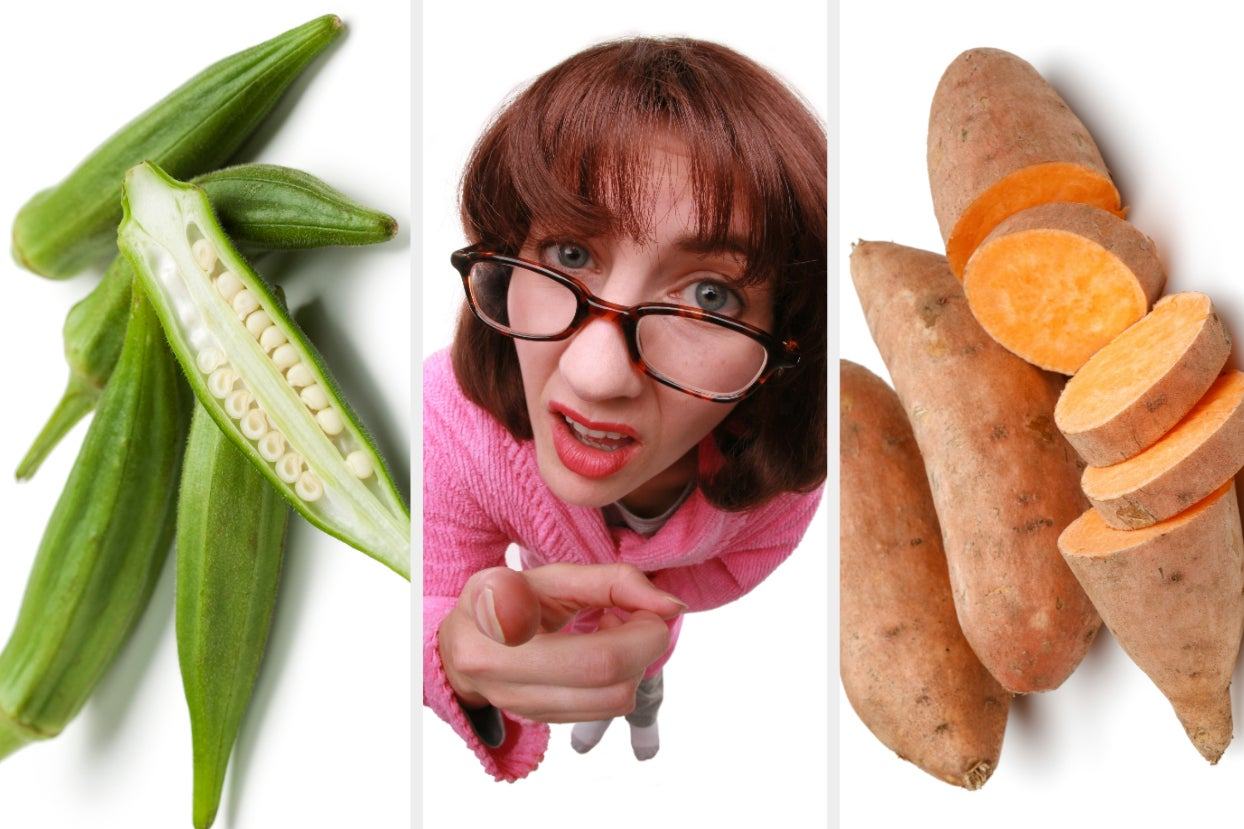 This Unusual Vegetable Quiz Will Determine Whether ...