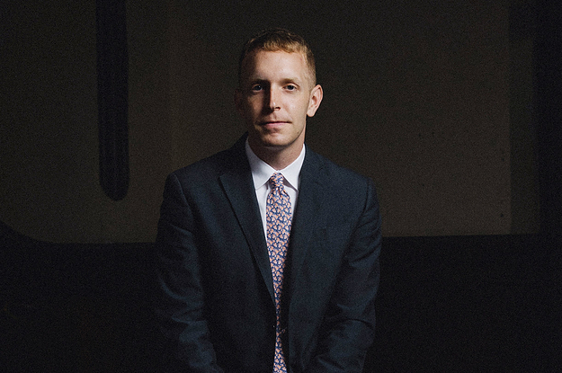 He Became Mayor At Just 22. Now He's Running To Take Down A 70-Year-Old House Democrat.