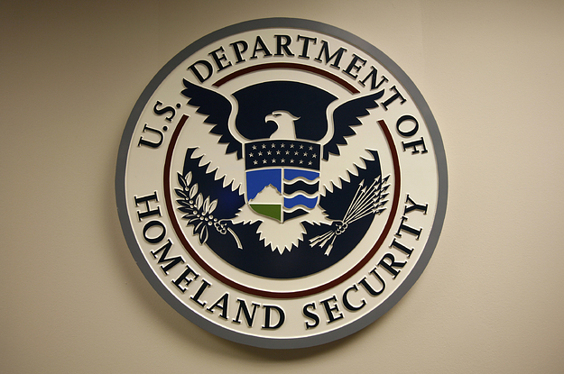 A Hand-Drawn Swastika Was Found Inside Homeland Security Headquarters