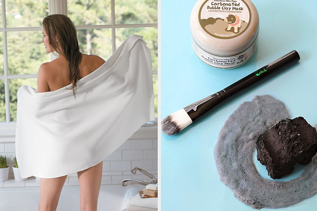 27 Things For People Who Basically Want To Live In The Bathtub