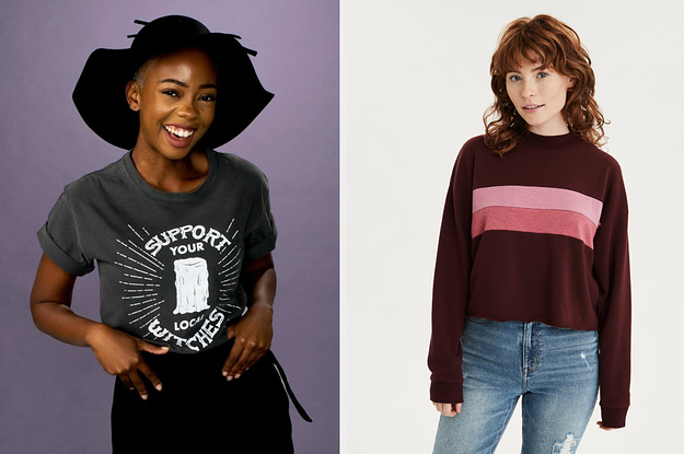 40 Pieces Of Fall Clothing To Buy To Celebrate The End Of Summer