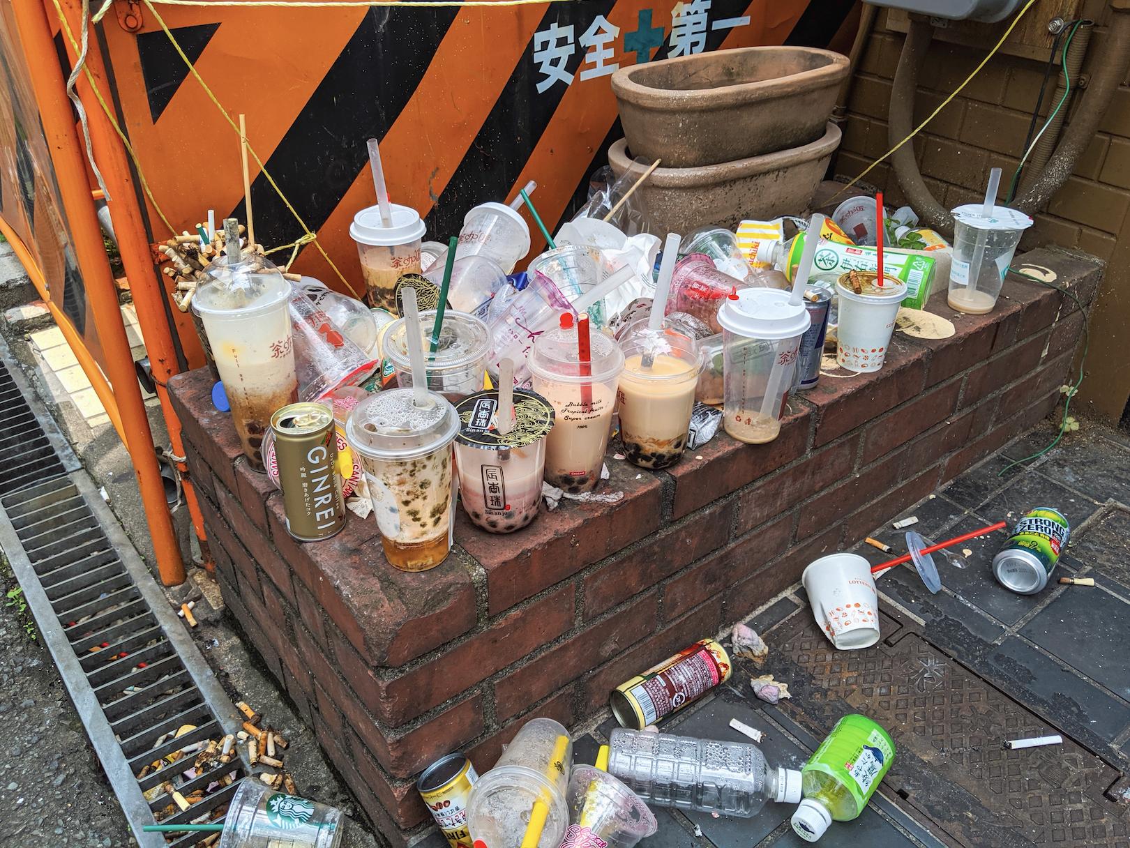 捨てる 場所 ゴミ