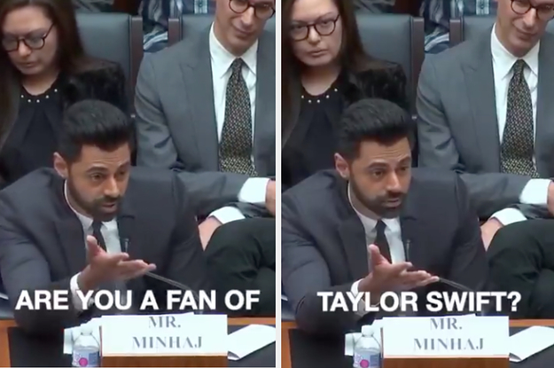 Yep, I'm Still Dying Over This Clip Of Hasan Minhaj Millennial-Splaining The Student Loan Crisis To Congress