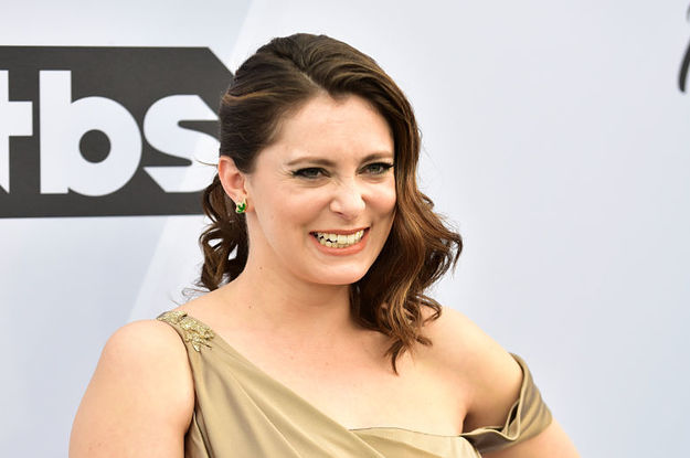 Rachel Bloom Announced Her Pregnancy After Winning An Emmy For
