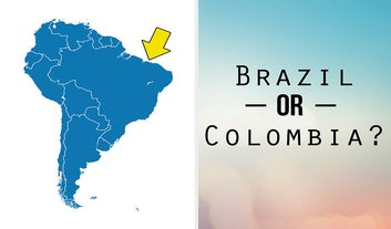 Central And South America Have 19 Countries, Can You Identify Each One?