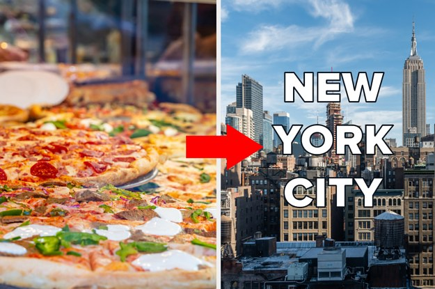 Build The Perfect Pizza And We'll Tell You What City You Belong In