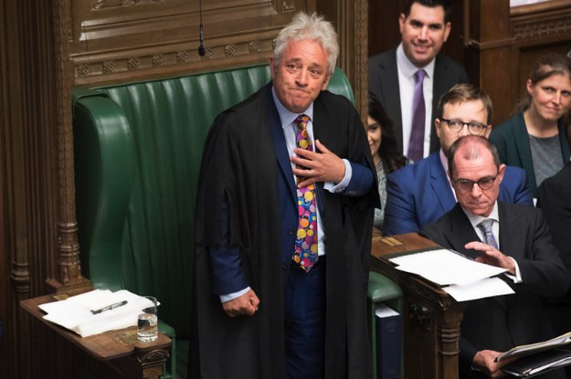 These Are The People In The Running To Replace John Bercow As The Next Speaker