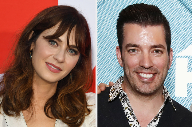 """I Can't Believe Zooey Deschanel Is Dating Jonathan Scott From """"Property Brothers"""""""