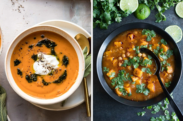 The 20 Easiest Fall Soups You Can Make