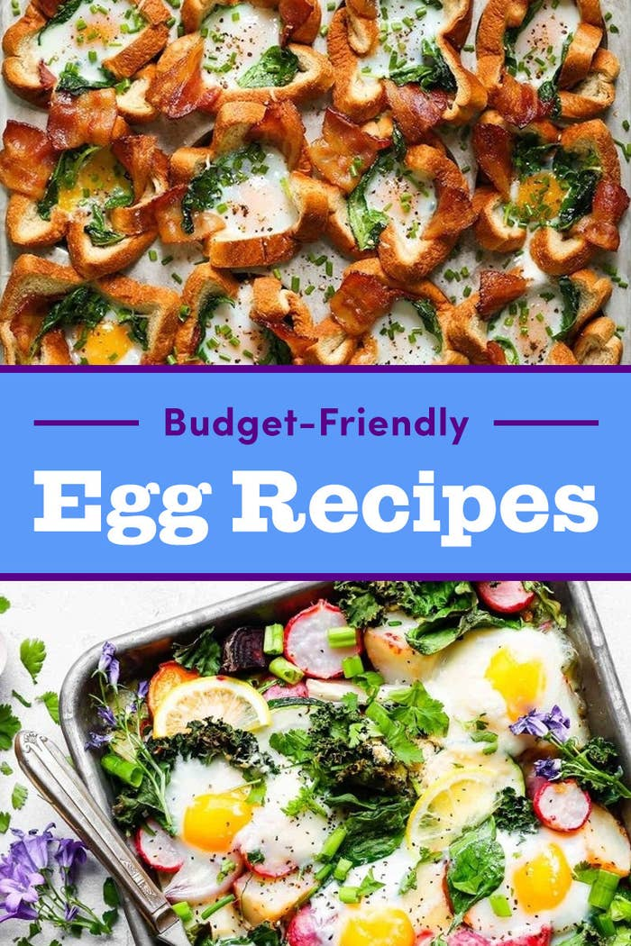 16 Budget Friendly Ways To Cook Eggs For Dinner