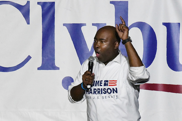Is Being Nice Enough To Beat Lindsey Graham? Jaime Harrison Plans To Try.
