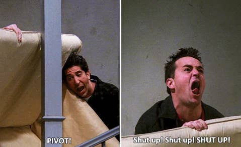 "21 Times The ""Friends"" Royally Shut Down Ross Geller"