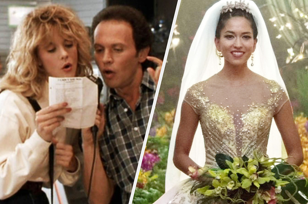 Choose 7 Popular Movies And We'll Guess When You're Getting Married