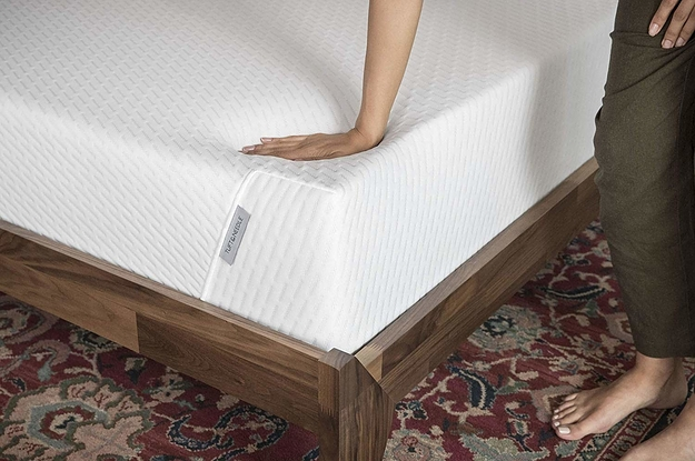 People Say This Is The Most Comfortable Mattress On The Internet