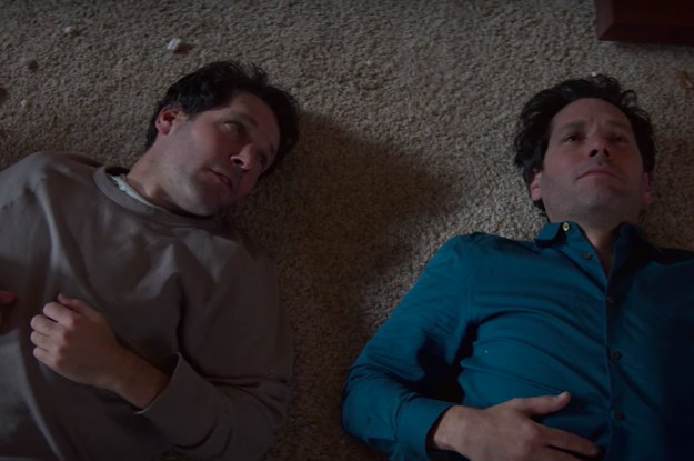 """Netflix's """"Living With Yourself"""" Grants The Wishes Of People Everywhere By Giving Us Two Paul Rudds"""